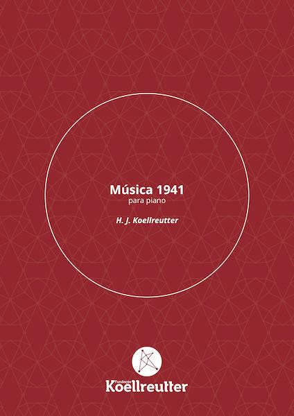 Partitura | Música 1941